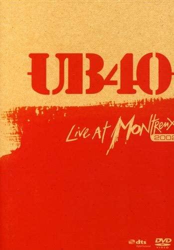UB40 LIVE AT MONTREUX 2002 DVD