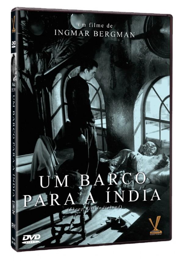 UM BARCO PARA INDIA DVD