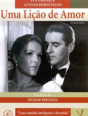 UMA LIÇÃO DE AMOR DVD