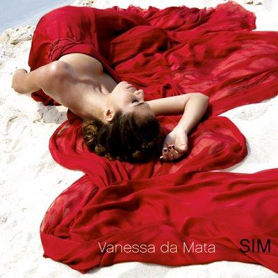 VANESSA DA MATA  SIM CD