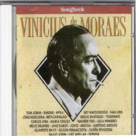 VINICIUS DE MORAES SONGBOOK VOL.1 CD