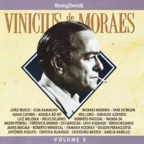 VINICIUS DE MORAES SONGBOOK VOL. 2 CD