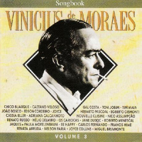 VINICIUS DE MORAES SONGBOOK VOL. 3 CD