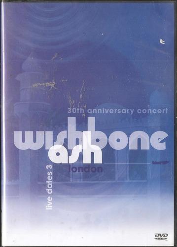 WISHBONE ASH LIVE DATES 3 DVD