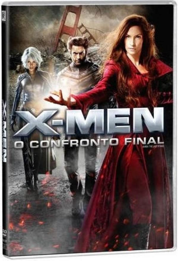 X MEN CONFRONTO FINAL DVD