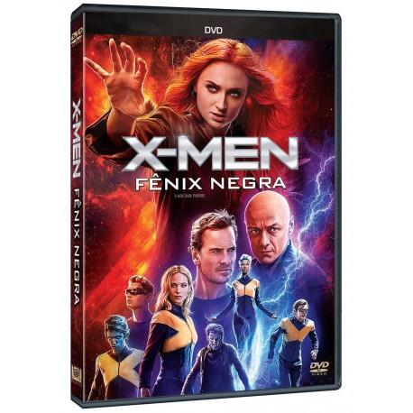 X MEN FENIX NEGRA DVD