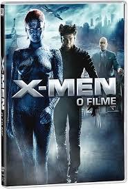 X MEN O FILME DVD