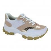 Tênis Feminino Dad Sneaker Dakota G2491 Flatform