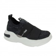 Tênis Feminino Sneaker Tanara T4182  Lançamento