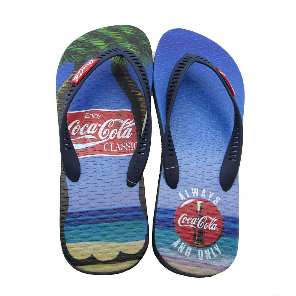 Chinelo Masculino Coca-Cola Always Summer CC2767 - Marinho