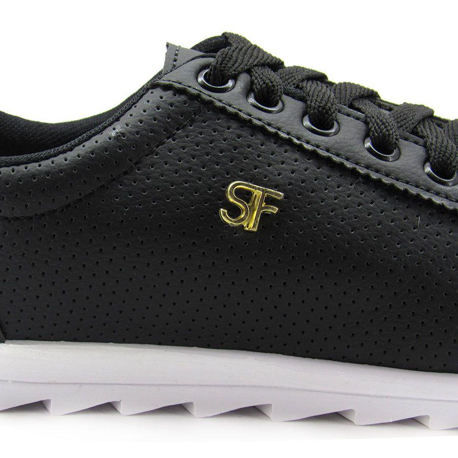 Kit 3 Pares Tênis Casual Feminino Sar Feet Comfort
