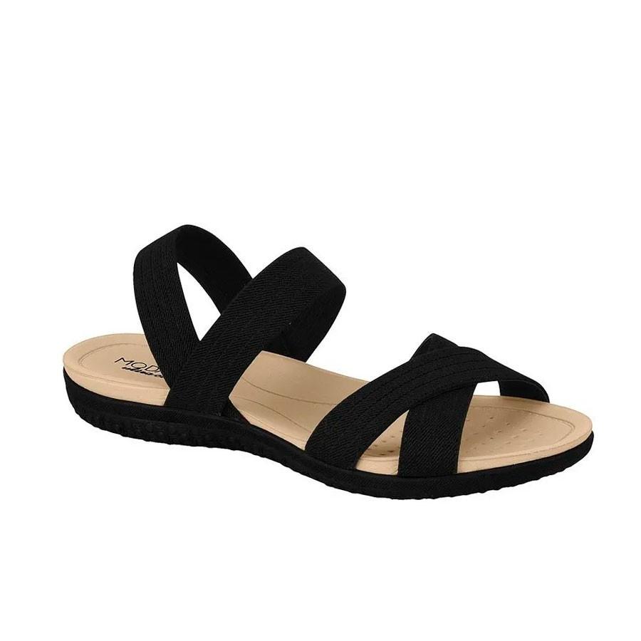 Sandália Flat Feminino Modare 7125215 Ultra Conforto