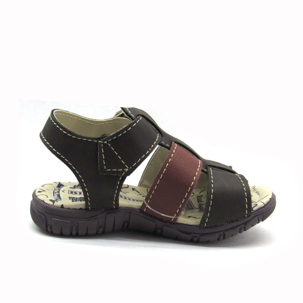 Sandália Infantil Masculina Blim Blim 1345 Moda
