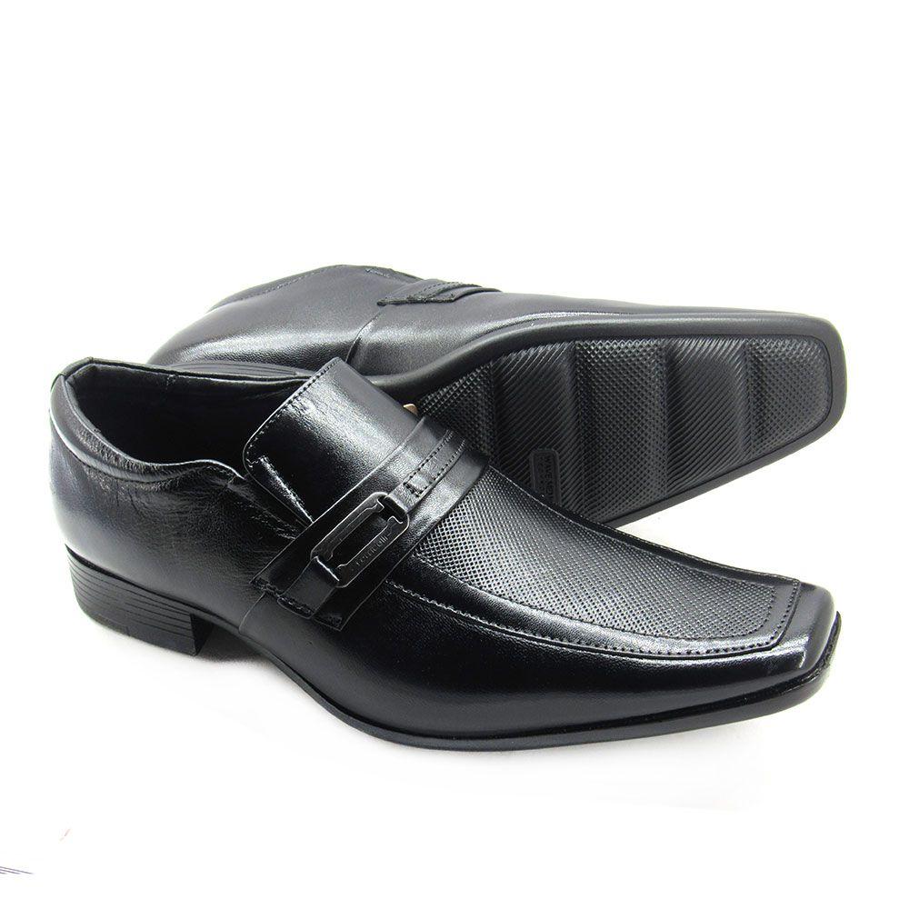 Sapato Social Masculino Goya Ferricelli Go47626 Pelica