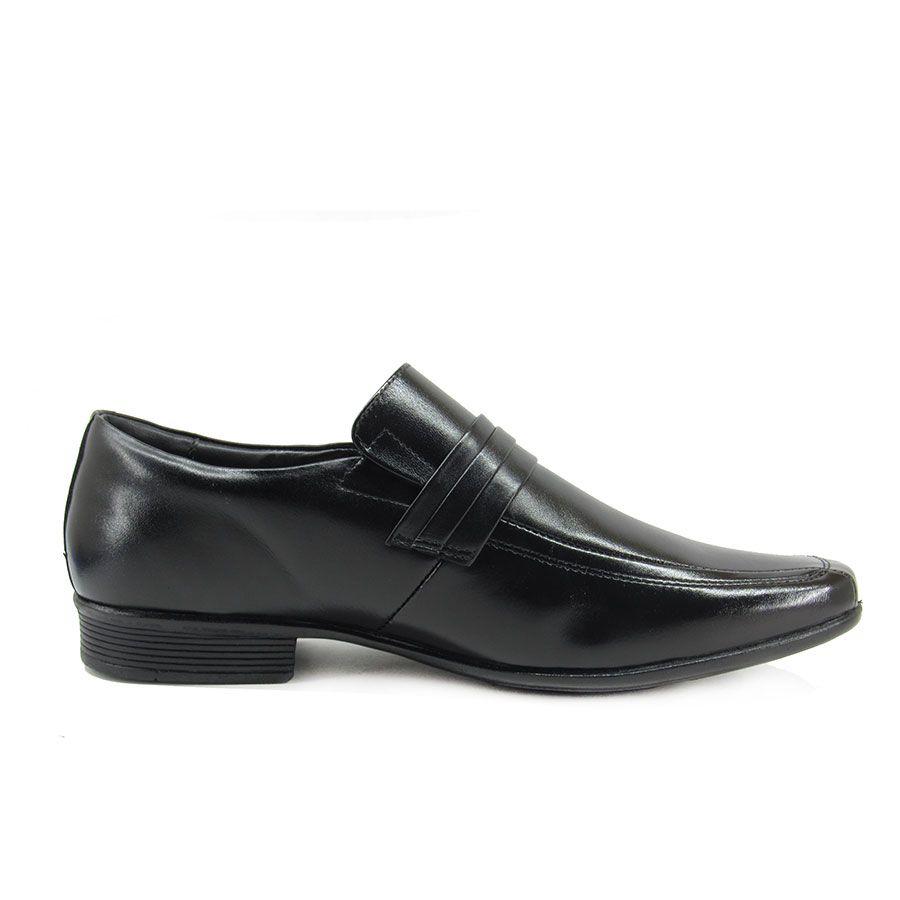 Sapato Social Masculino Jota Pe Air King 45022G Tamanho Especial