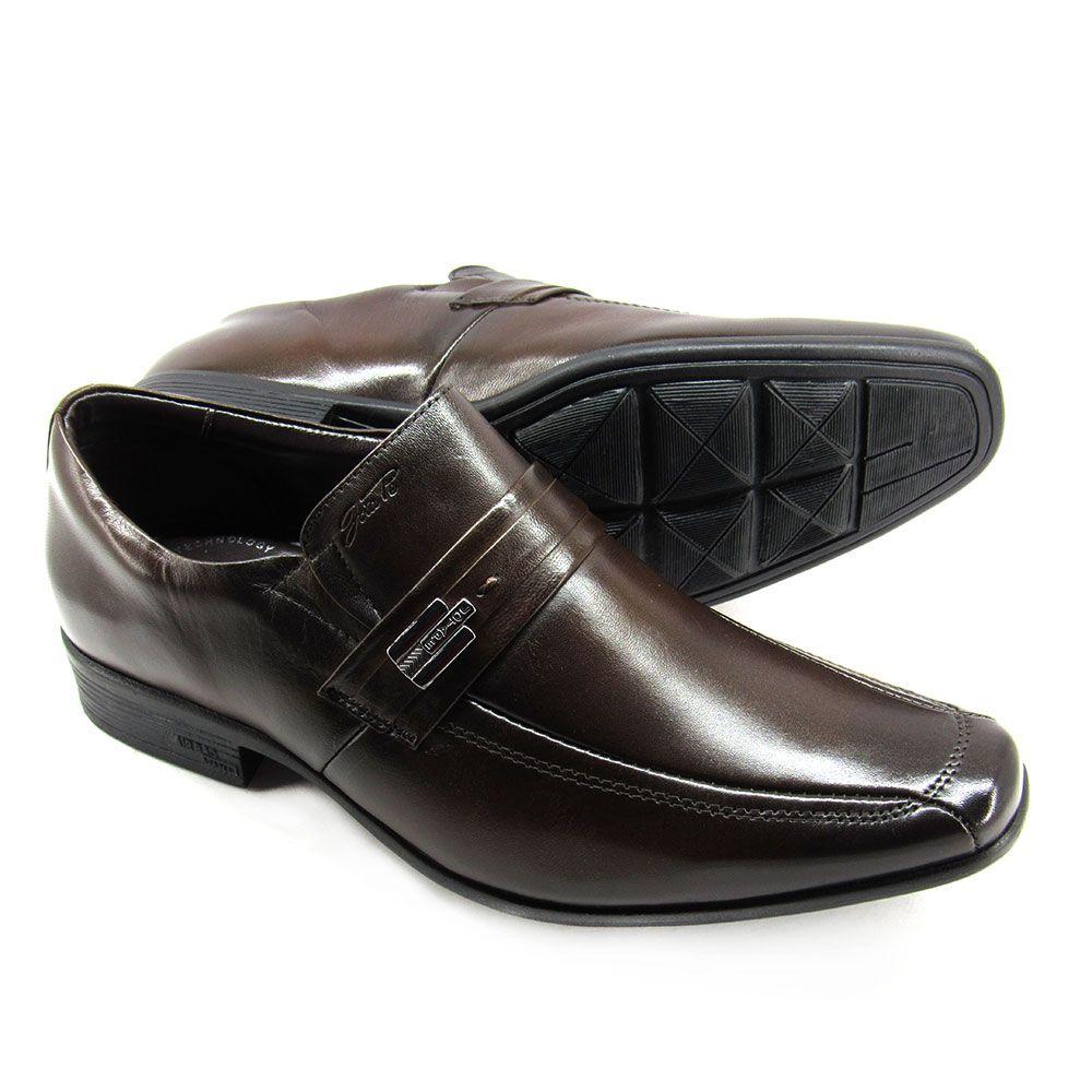 Sapato Social Masculino Jota Pe Air King 45047 Pelica