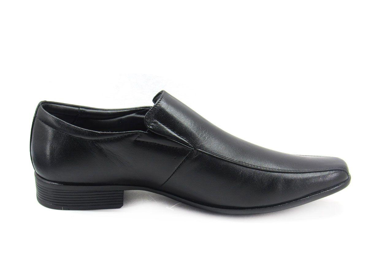 Sapato Social Masculino Jota Pe AIr Magic 77523G Tamanho Especial