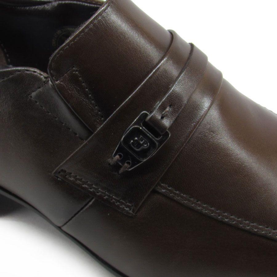 Sapato Social Masculino Jota Pe Air Vinitti 77603 Couro Legítimo