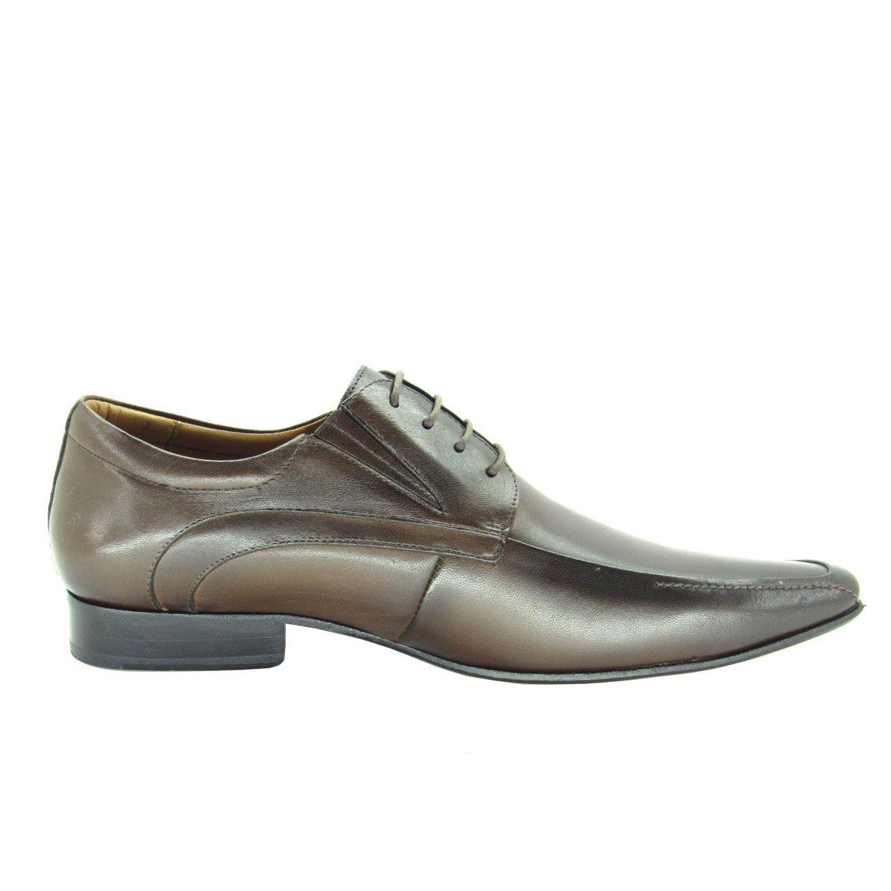 Sapato Social Masculino Sola de Couro Berlin Jota Pe 72816
