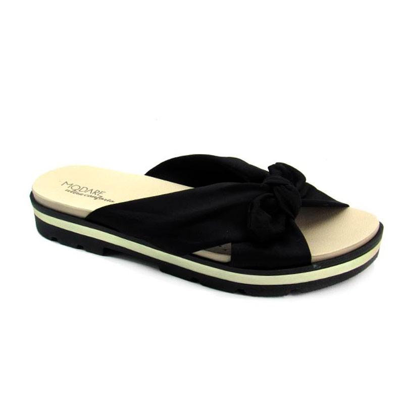 Tamanco Flat Feminino Modare 7132100 Ultra Conforto