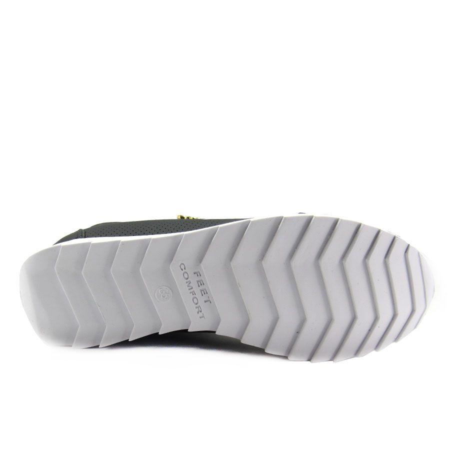Tênis Casual Feminino Star Feet SF006 Tratorado Moda