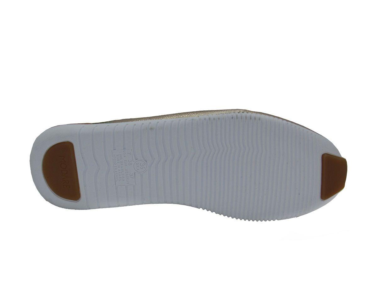 Tênis Feminino Casual Modare 7351101  Slingback