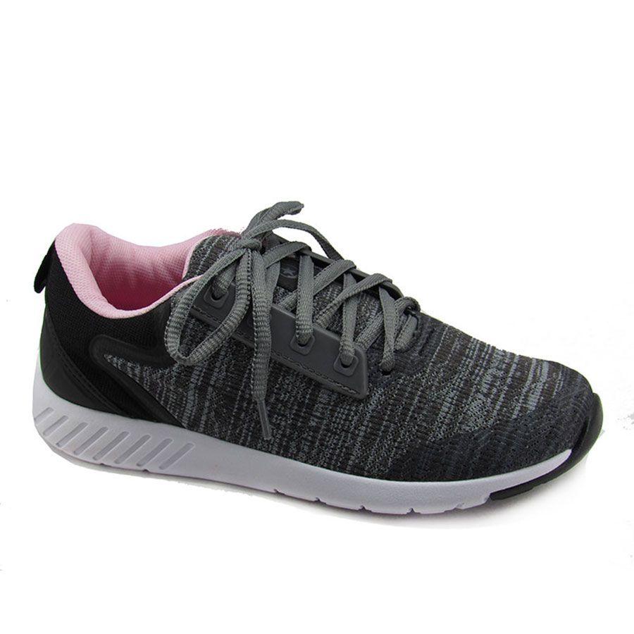 Tênis Feminino Esportivo Star Flex 0537 Caminhada