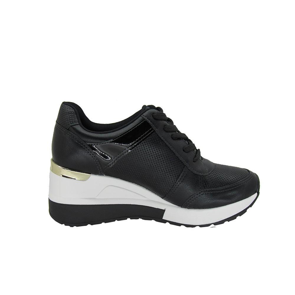 Tênis Feminino Sneaker Via Marte 201202 Moda