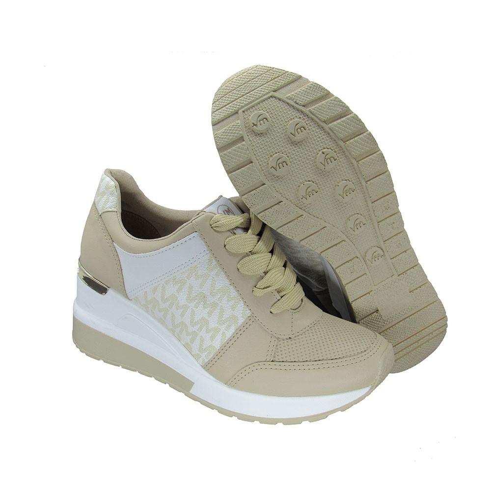Tênis Feminino Sneaker Via Marte 201222 Lançamento
