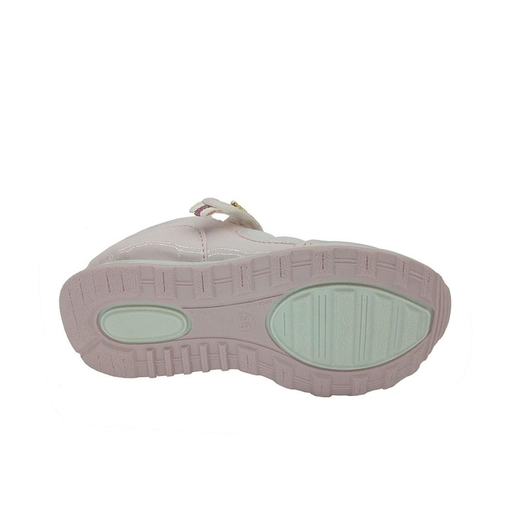 Tênis Infantil Feminino  Jogging Camin 2712 Estilo Conforto