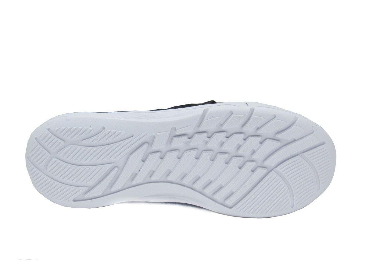 Tênis Jogging Feminino Fitty 567 Lycra / Suede