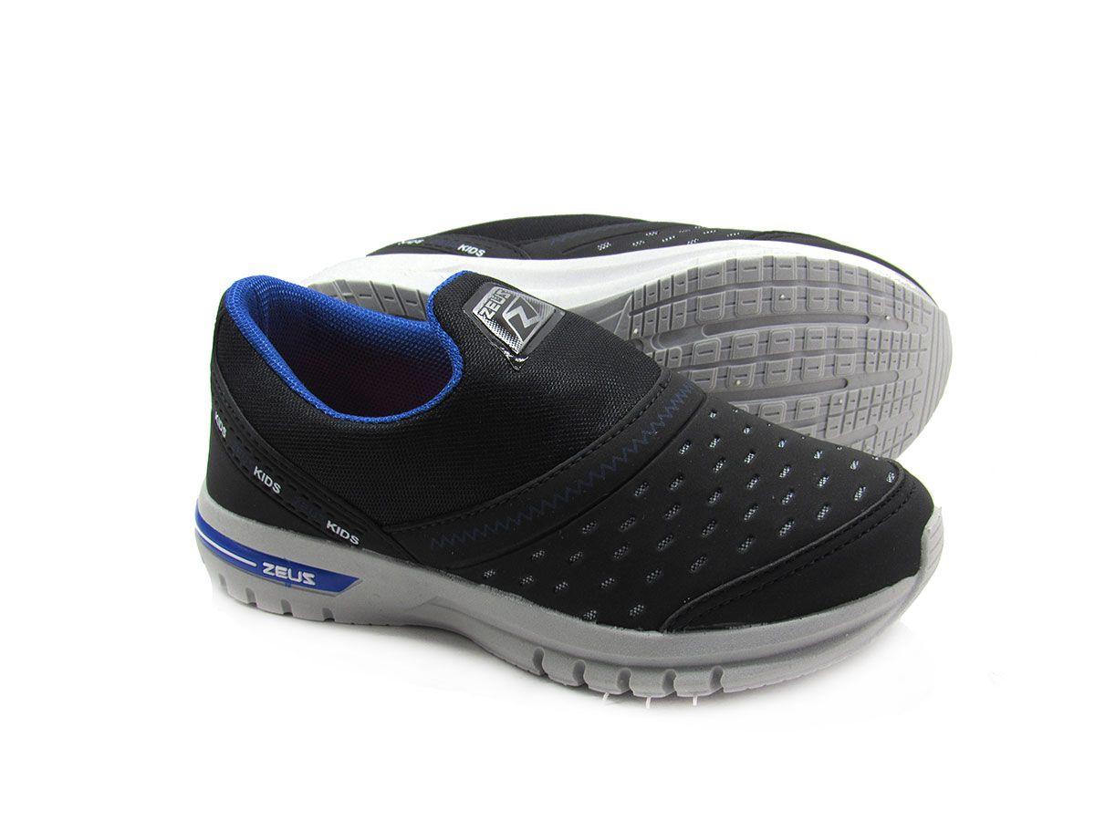 Tênis Jogging Infantil Zeus 4X-I Esportivo