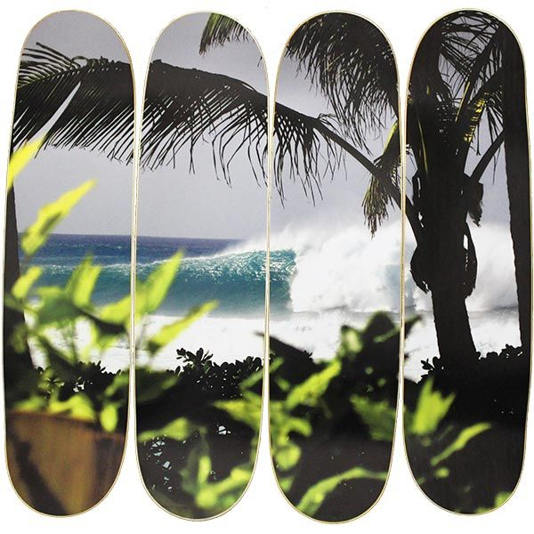 Quadro Backyard Hawaii II