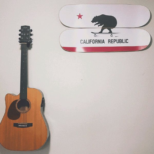 Quadro Cali Skate Republic