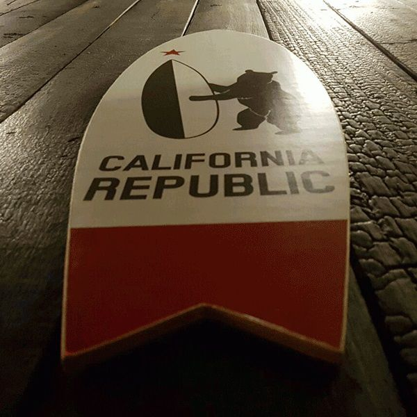 Quadro Cali Surf Republic