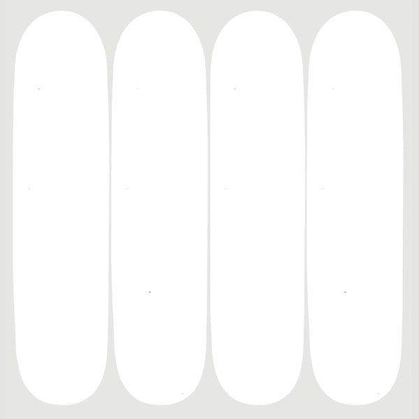 Quadro Personalizado de 4 Shapes
