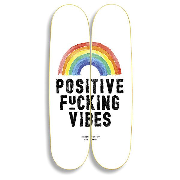Quadro Positive Fkng Vibes