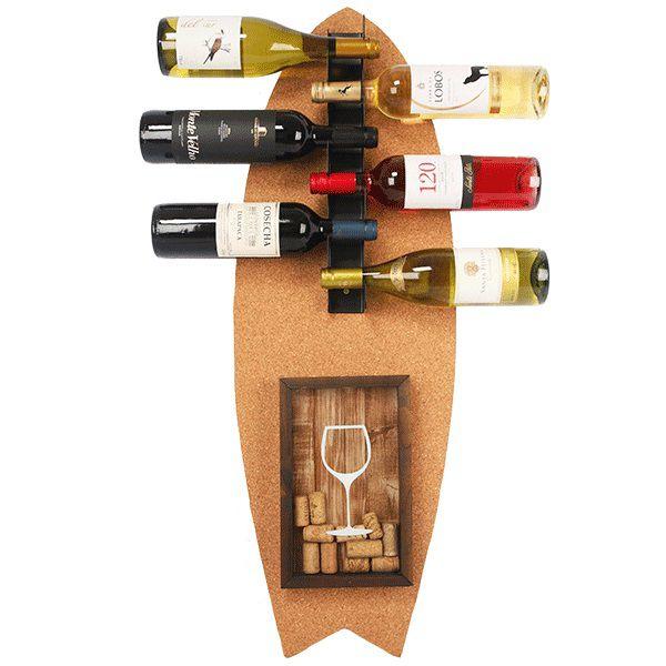 Suporte de Vinho Wine Spot
