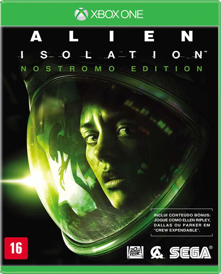 Alien Isolation Nostromo Edition - Xbox One