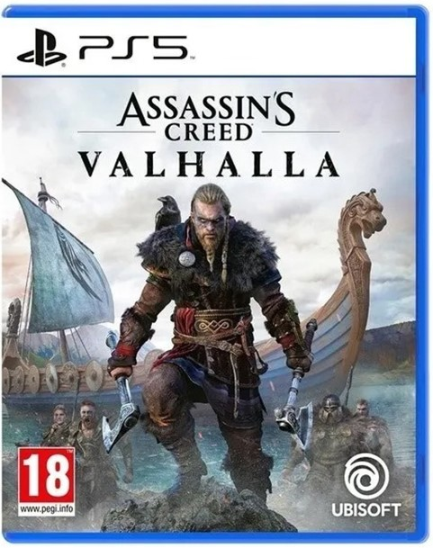 Assassins creed valhalla - ps5