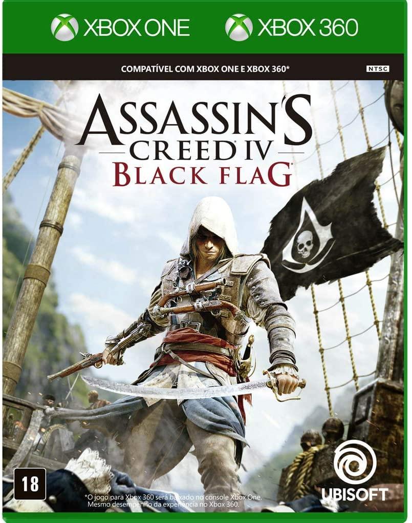 Assassins creed 4 black flag - xbox one/ xbox 360