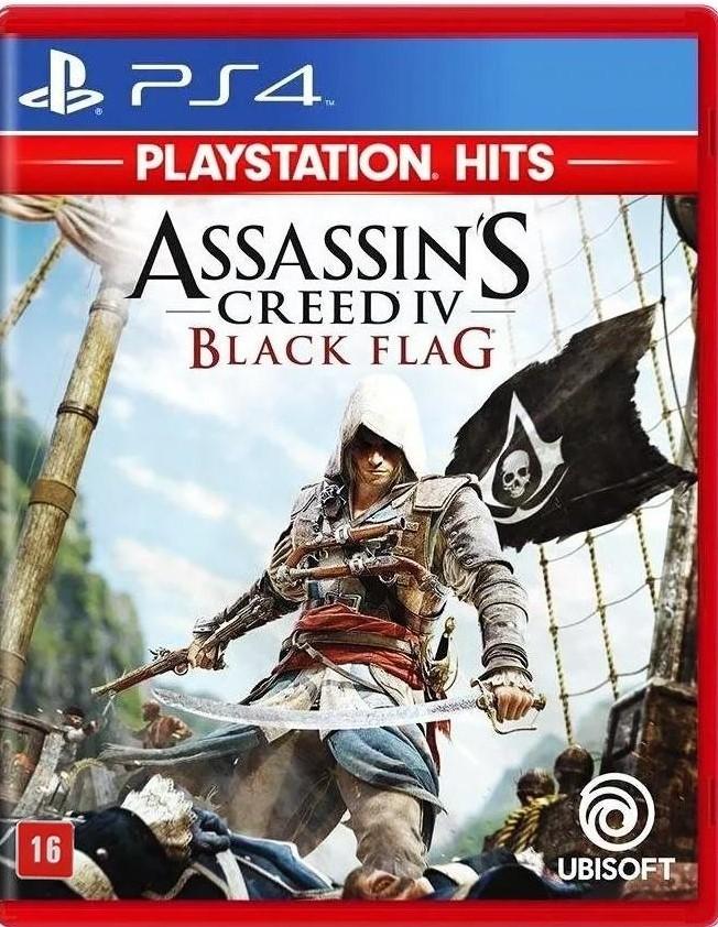 Assassins creed IV black flag hits- ps4
