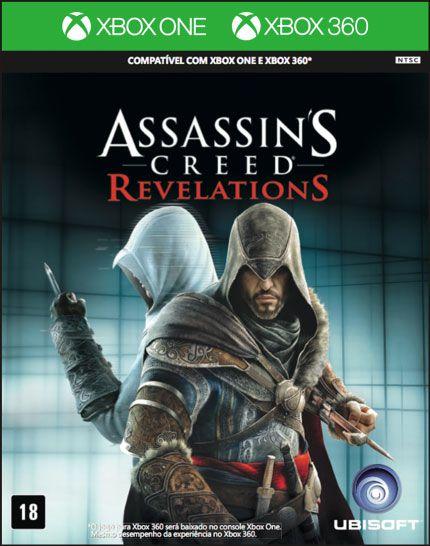 Assassins creed revelations  - xbox one