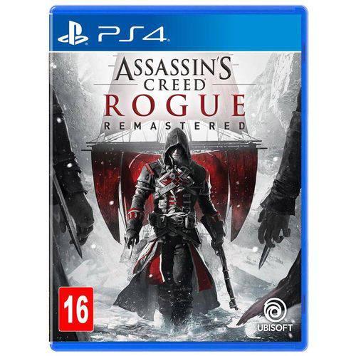 Assassins creed rogue - ps4