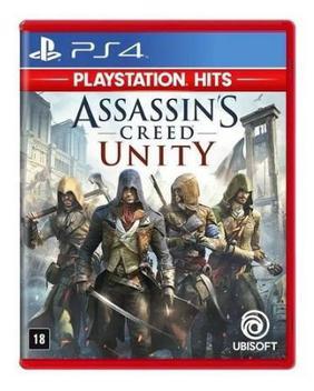 Assassins creed unity - playstation hits - ps4