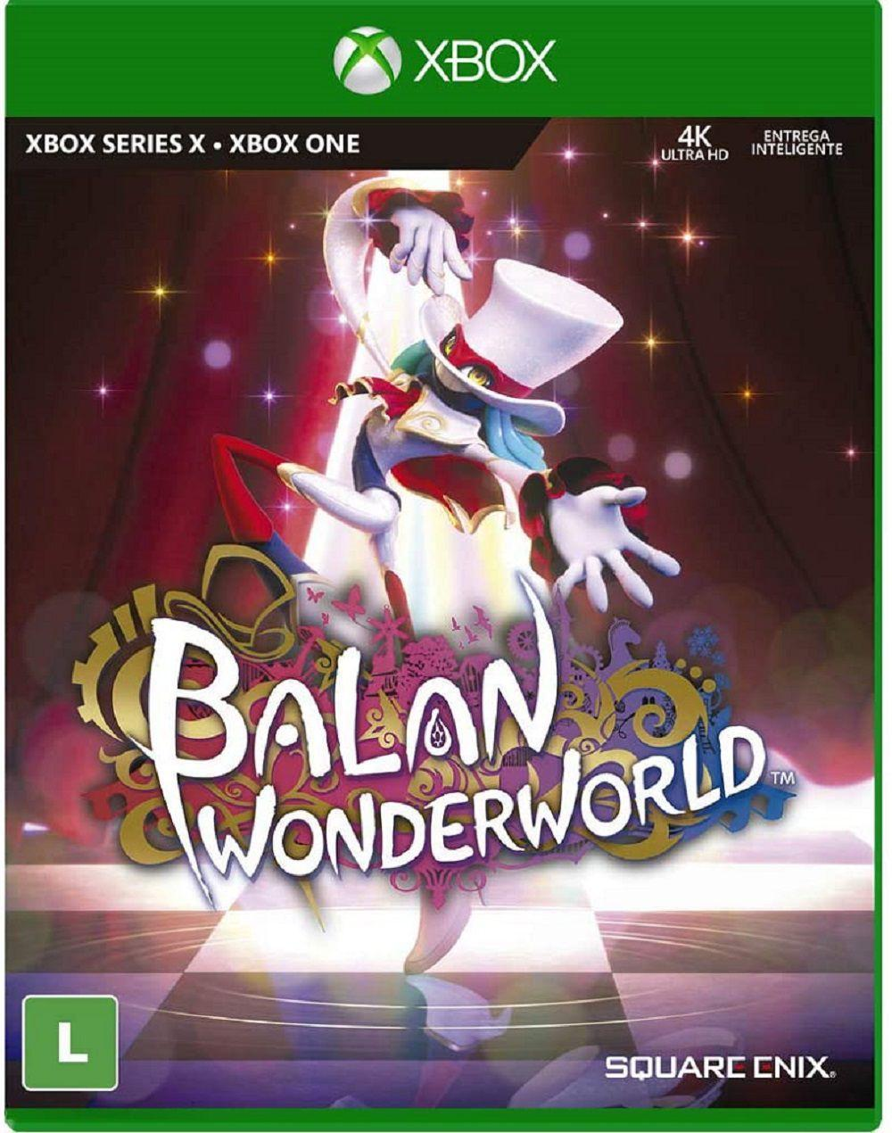 BALAN WONDERWORLD - XBOX ONE/ SERIES