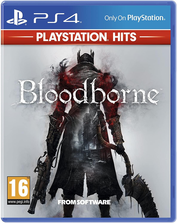 Bloodborne - playstation hits - ps4