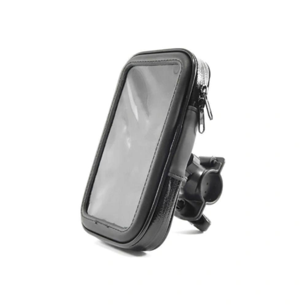 Bolsa suporte smartphone/ gps para bicicleta/ motocicleta MHB-01 C3tech