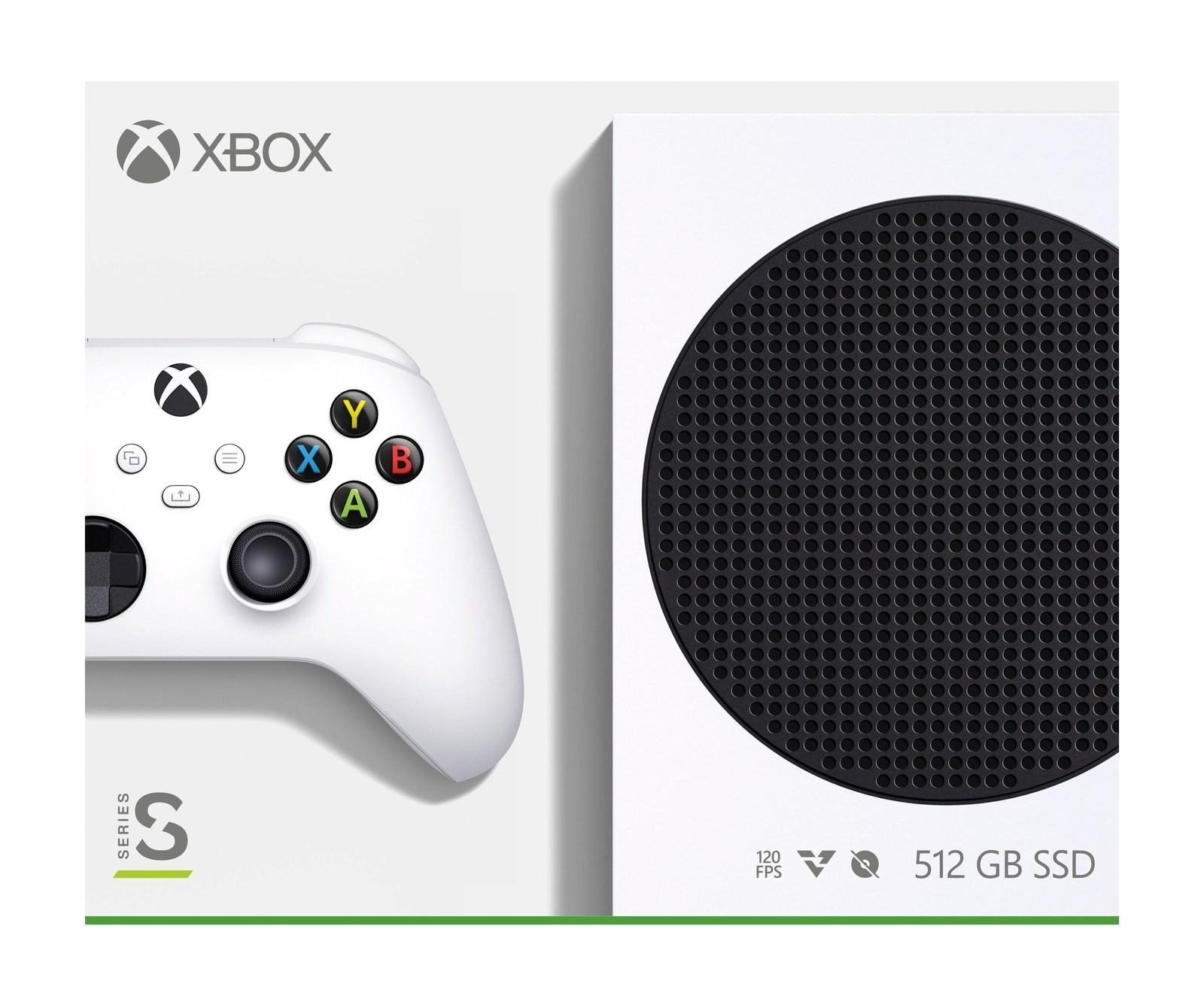 Console  Xbox Series S - 512gb SSD