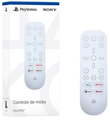 CONTROLE DE MIDIA PS5